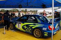 【アルペンラリー】WRCカーが疾走!第20回日本アルペンラリー開幕の画像