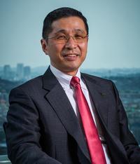 2017年4月1日より日産自動車の次期社長兼最高経営責任者に就任する西川廣人氏。