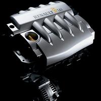 1.6リッター直4ツインカム16バルブ。可変バルブタイミング機構を備え、113ps/6000rpmの最高出力と15.5kgm/4200rpmの最大トルクを発生する。