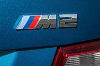 ボディーカラーは全4色。試乗車はメタリックカラーの「ロングビーチ・ブルー」。
