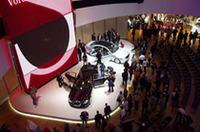【フランクフルトショー2005】専用ブースを設営! メルセデス・ベンツの新「Sクラス」