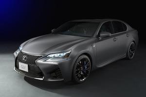 """レクサス、""""F""""モデルの10周年を記念した特別仕様車を発表"""
