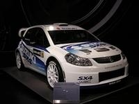「SX4 WRC プロトタイプ」