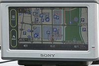 ソニー「NAV-U」測位性能【PNDテスト】の画像