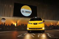 「日産NV200ニューヨークタクシー」を国内初披露【Movie】