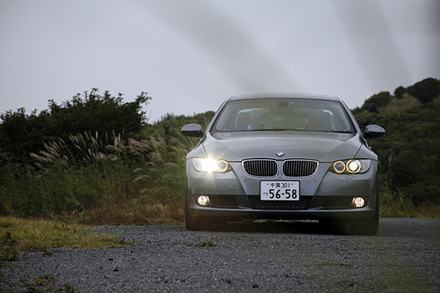 BMW 335iクーペ(FR/6AT)【試乗速報】