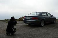 スペイン・マラガから愛を込めて〜BMW国際試乗会日記 その3「濃霧で試乗」