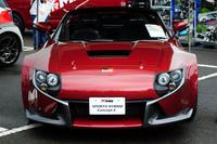 トヨタがハイブリッドのスポーツカーを試作
