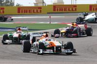 第4戦バーレーンGP「今季初のダブルはトリプルチャンピオンの手で」【F1 2013 続報】