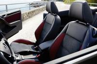 シートのデザインが改められるほか、ステアリングホイールも新世代のものにアップデートされる。
