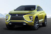 「三菱eX Concept」