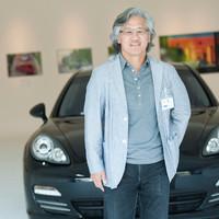 クルマの写真にスタイルをつくった名フォトグラファー、小川義文氏。ポルシェ好き。