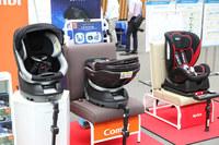 JNCAPでは自動車に加え、チャイルドシートの安全性能を評価する「チャイルドシートアセスメント」も実施している。