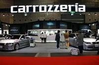 つねに試聴待ちの列ができていたカロッツェリアのブース。カロッツェリアXやP01シリーズなど、高級カーオーディオのデモカーが中心。
