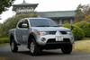 三菱トライトン(4WD/4AT)【ブリーフテスト】
