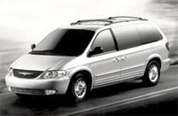 「クライスラー・ボイジャー」2002年モデルが発売の画像