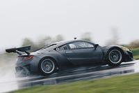 アキュラ、「NSX GT3」のテスト風景を公開の画像