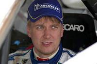 開幕戦モンテカルロに次ぐ2位でゴールしたフォードのトニー・ガルデマイスター。