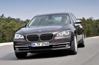 BMW7シリーズ、新たな仕様・装備で発売