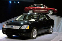【デトロイトショー2004】フォードの新型「マスタング」