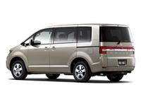 「三菱デリカD:5」に2WDモデル追加の画像