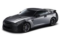 名称は、同車のグローバル展開を視野に入れ、従来のスカイライン名を取り除いた「日産GT-R」とされた。