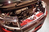パワーユニットは、同社の「タント」で採用実績のあるエンジンが採用される。