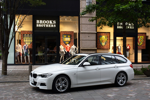 BMW 335iツーリング Mスポーツ(FR/8AT)【試乗記】