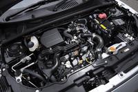 最高出力64ps、最大トルク9.4kgmを発生する「コペン」のエンジン。