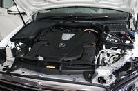 エンジンバリエーションはガソリンが計4種類で、ディーゼルが1種類(写真は「E400」に搭載される3.5リッターV6ガソリンターボ)。