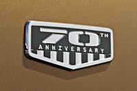 ジープブランド4モデルに70周年記念の限定車の画像
