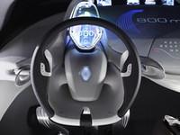 【パリサロン08】ルノー、未来の高級クロスオーバーを発表