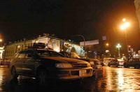 第26回:8月25日「タカリ警察街道」