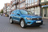 「フォルクスワーゲン・ゴルフ7」をベースとする新型SUVは、適度にコンパクトなサイズによる使い勝手の良さもあり、ドイツ国内のみならず欧州各国で人気を集めている様子。(photo:フォルクスワーゲン グループ ジャパン)
