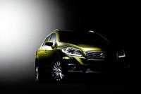 スズキ、新型クロスオーバー車を公開【2013ジュネーブモーターショー】