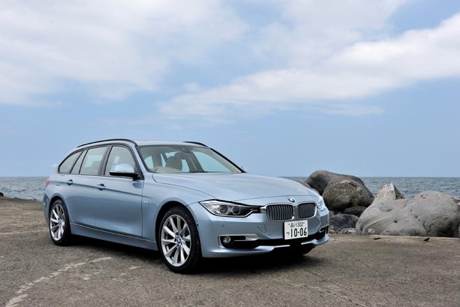 BMW 320i xDriveツーリング モダン(4WD/8AT)【試乗記】