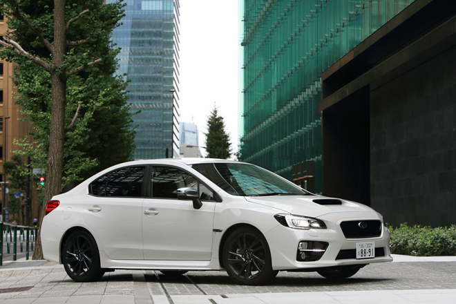 スバルWRX S4 2.0GT EyeSight(4WD/CVT)【試乗記】