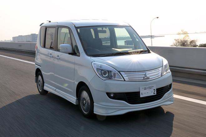 三菱デリカD:2 S(FF/CVT)【試乗記】