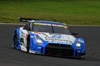 GT500クラスで優勝したNo.24 フォーラムエンジニアリング ADVAN GT-R。