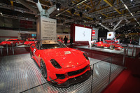 サーキット専用の「フェラーリ599XX」が進化【ボローニャモーターショー2011】