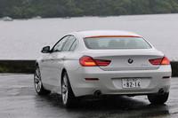 BMW 640iグランクーペ(FR/8AT)【試乗記】の画像