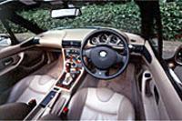 BMW Z3ロードスター3.0i(5AT)【ブリーフテスト】の画像