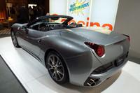フェラーリ、「カリフォルニア ハンドリング スペチアーレ」を本邦初公開
