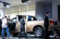 【2003年デトロイトショー】トヨタと日産の北米ニューモデル