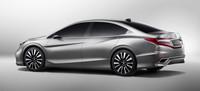 ホンダ、2台の量産予定モデルを出展【北京モーターショー2012】の画像
