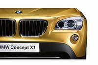 BMW、第4の「X」モデルはもう目の前【パリサロン08】の画像