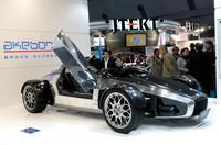 K.O 7 SPIDER:乗って面白そうなクルマのイチオシ!の画像