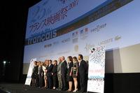ルノーが協賛するフランス映画祭2017が開幕の画像
