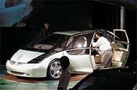 コンセプトカー「スペースライナー」