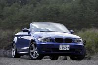 BMW120iカブリオレ(FR/6AT)【ブリーフテスト】の画像